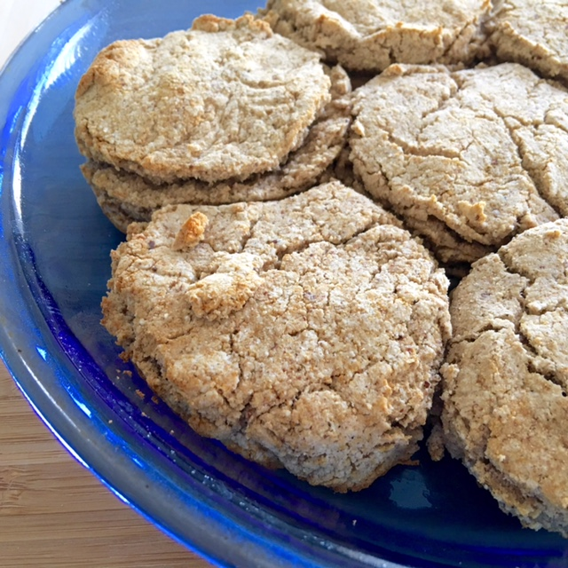 Low carb breakfast biscuits