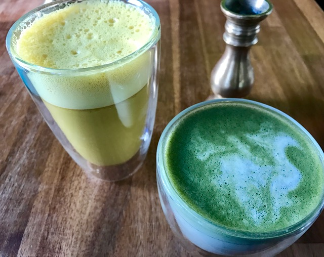 Delicious drinks to keep you young - aging, gluten free, vegan, paleo