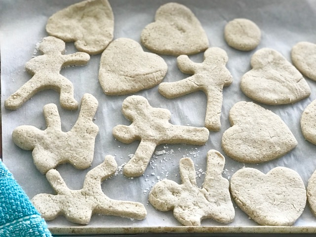 Sugar Less Cookies - from Kristine with Welli - Gluten Free, Vegan, Flourless