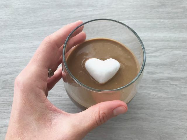 Chaga Smoothie - www.getWelli.com - #getWelli #vegan #paleo #smoothie #cordyceps #breakfast
