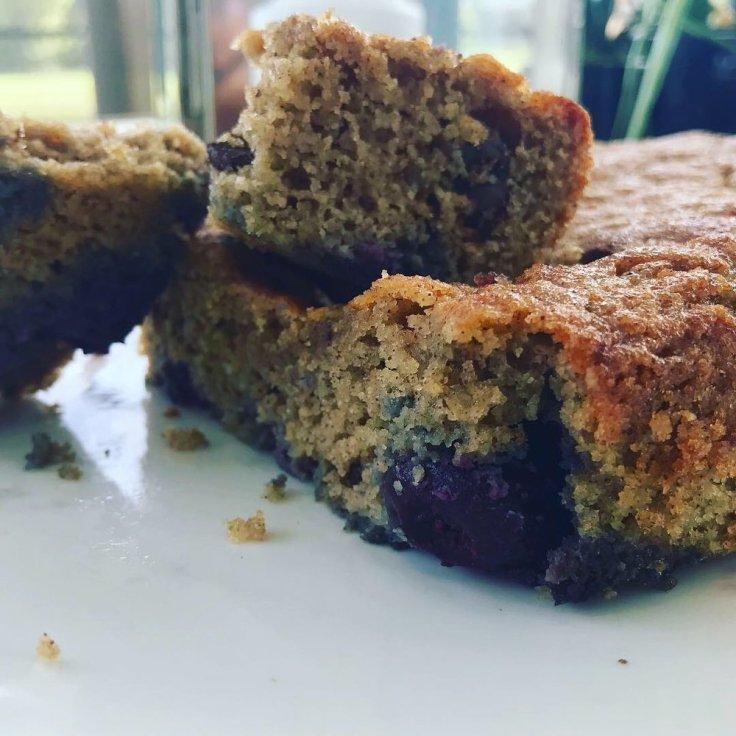 Chocolate Chip Cherry Cardamom Bread - www.getWelli.com - #getWelli #Qualitarian #vegetarian #grainfree #glutenfree #paleo