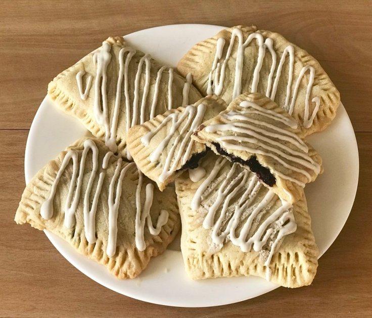 Better Than Pop Tarts - www.JoyfulGoodness.com - #JoyfulGoodness #beJoyful #paleo #vegan #grainfree #poptarts #breakfast #brunch #sugarfree