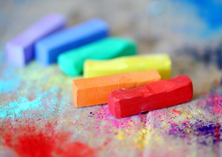 sidewalk chalk 4th of july crafts