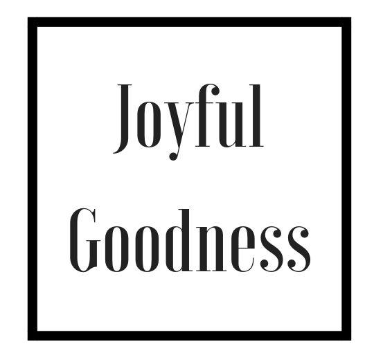 JoyfulGoodness