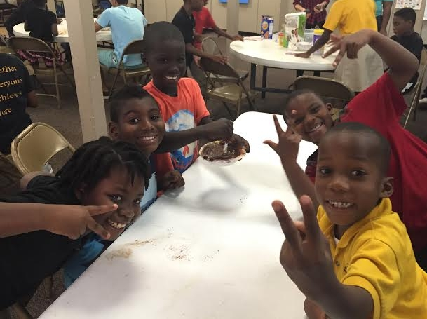 Giving Back - Your investment allows us to continue our efforts to engage youth champions for healthy living and to provide food and education workshops to our most vulnerable local communities.